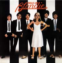 Okładka Blondie - Parallel Lines