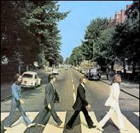 Okładka The Beatles - Abbey Road