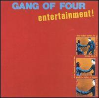 Okładka Gang Of Four - Entertainment!