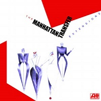 Okładka The Manhattan Transfer - Extensions