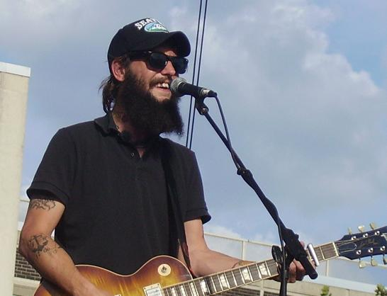 Zdjęcie Band Of Horses, The Annuals, Oxford Collapse / O'Death - Nowy Jork, McCarren Pool / Soundfix Lounge