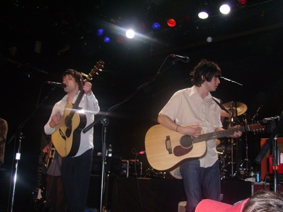 Zdjęcie Conor Oberst And The Mystic Valley Band, Evangelicals - Bowery Ballroom, Nowy Jork