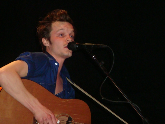 Zdjęcie The Tallest Man On Earth / Red cortez - Bowery Ballroom, Nowy Jork