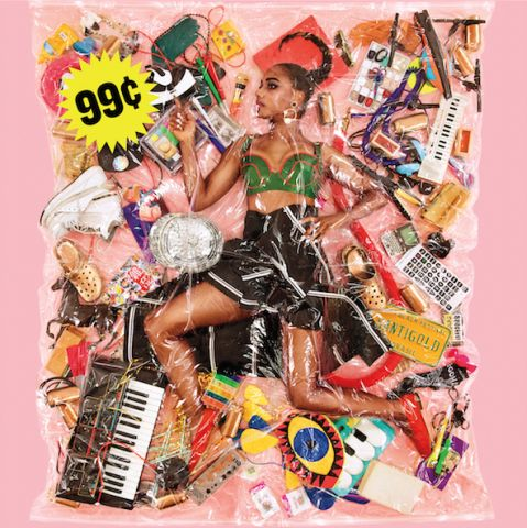 Zdjęcie Santigold - Can't Get Enough Of Myself