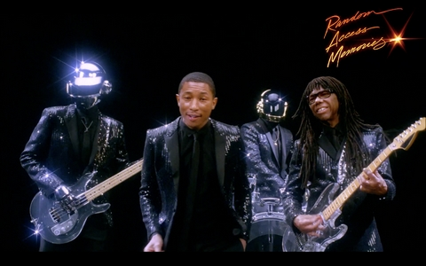 Zdjęcie Daft Punk - Get Lucky (feat. Pharrell Williams)