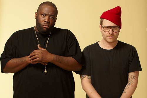 Zdjęcie Run The Jewels - Blockbuster Night Part 1