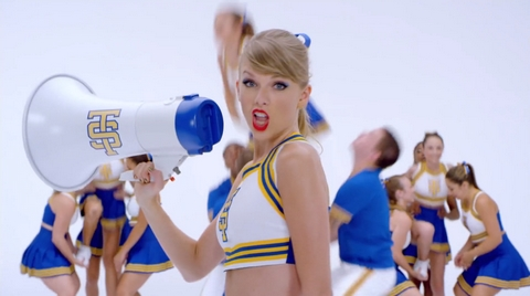 Zdjęcie Taylor Swift - Shake It Off