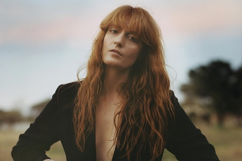 Zdjęcie Florence + The Machine - What Kind Of Man