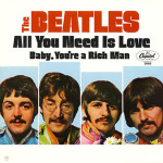 Obrazek pozycja 66. The Beatles - All You Need Is Love