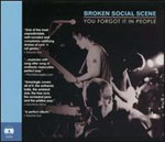 Obrazek pozycja 22. Broken Social Scene - You Forgot It In People (2002)